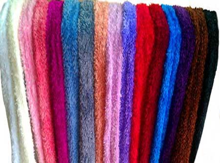 رنگ ها و خصوصیات آنها