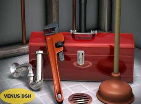 آچارهایی برای تعمیرات شیرآلات و لوله کشی منزل